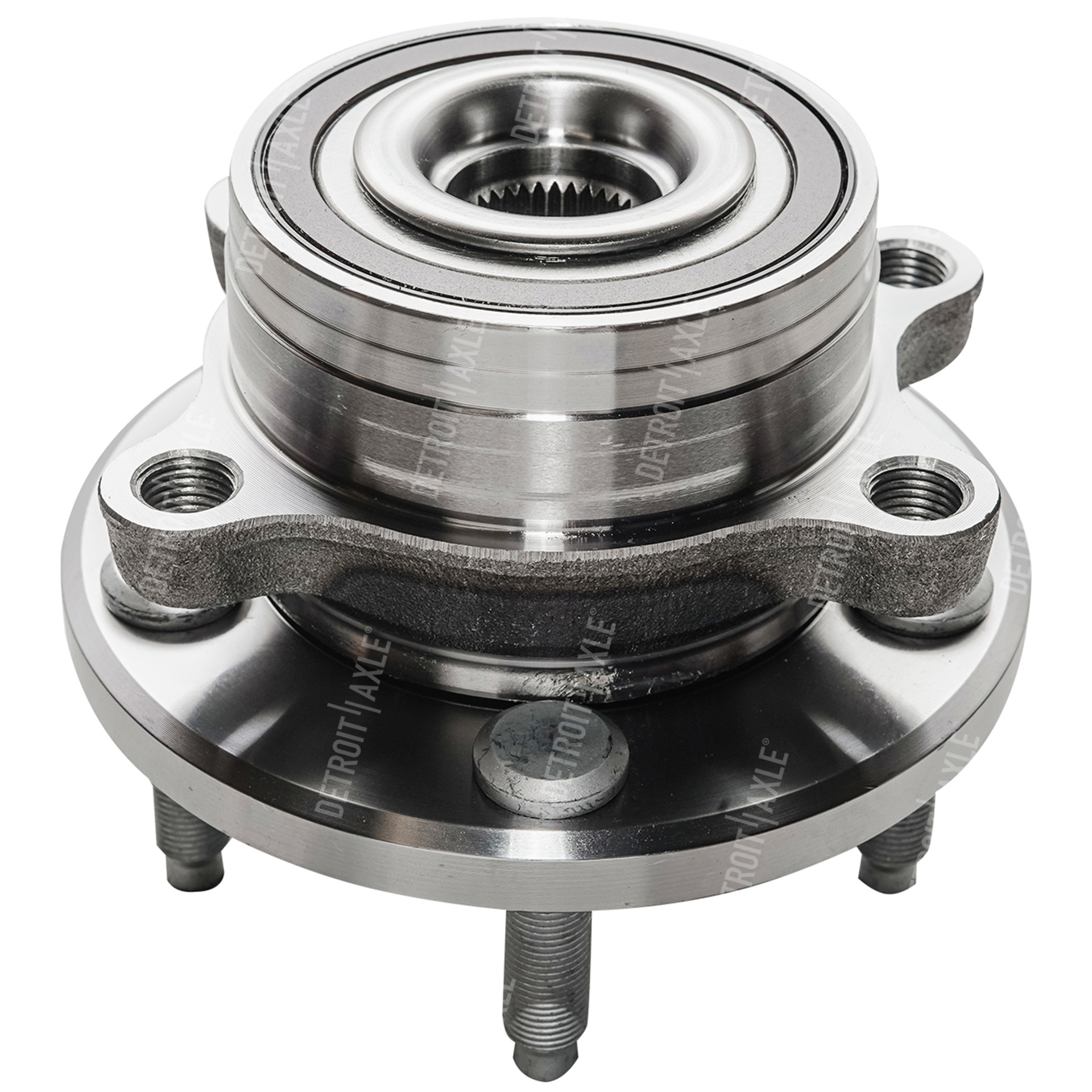 Front or Rear Wheel Hub and Bearing Assembly - Driver or Passenger Side