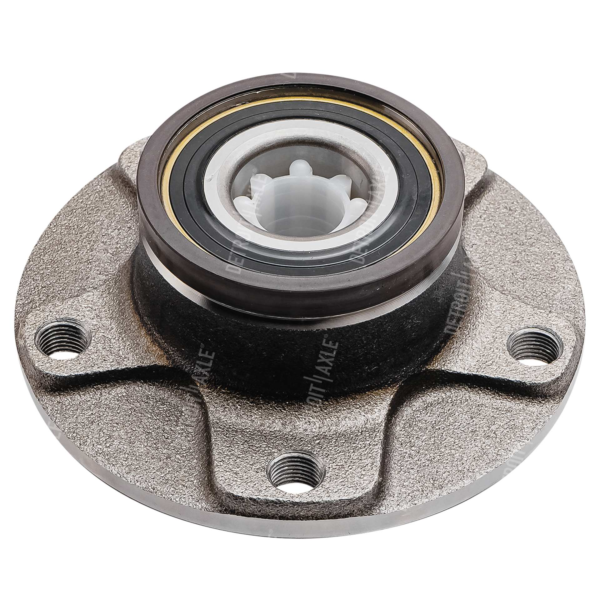 Rear Wheel Hub and Bearing Assembly - Left or Right fits 13-15 Dodge Dart