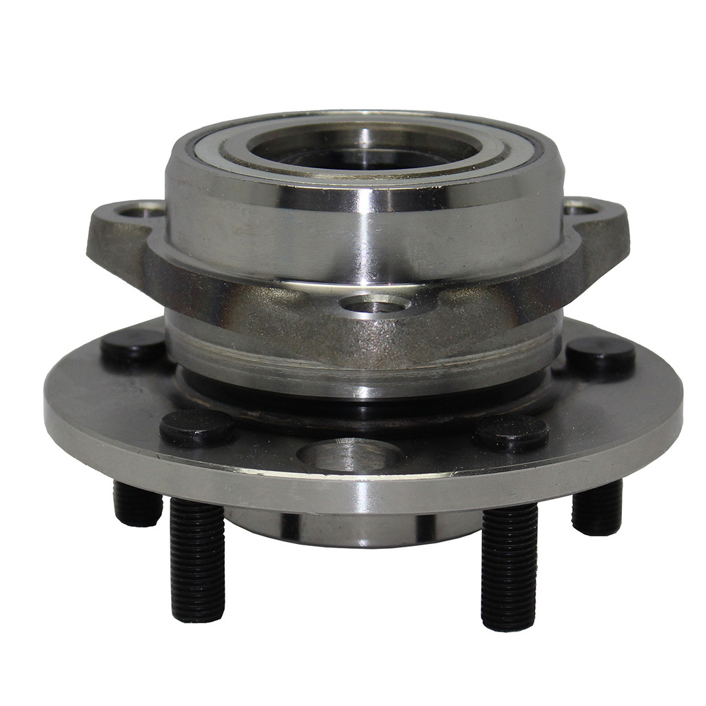 Front Wheel Hub and Bearing Assembly - Driver or Passenger Side - 27 Spline
