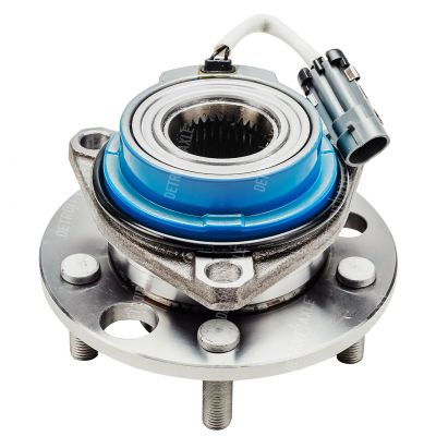 Front Wheel Hub and Bearing Assembly – Driver or Passenger Side -  Buick, Cadillac, Chevy, Oldsmobile, Pontiac