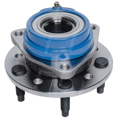 Front Wheel Hub & Bearing Assembly #513137–Chevy/Oldsmobile/Pontiac