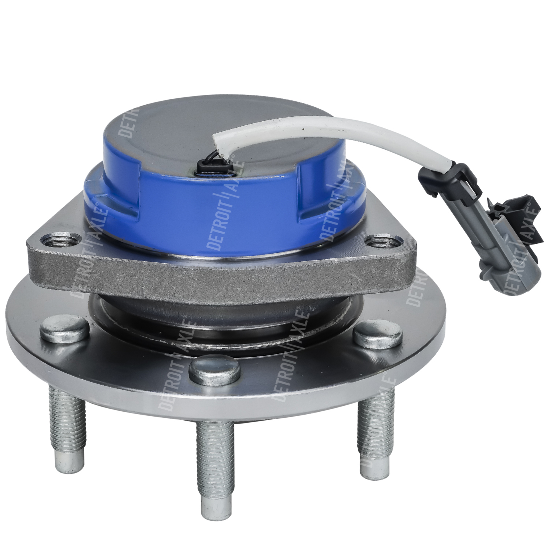 Wheel Hub and Bearing Assembly - 6 STUD - Driver or Passenger Side