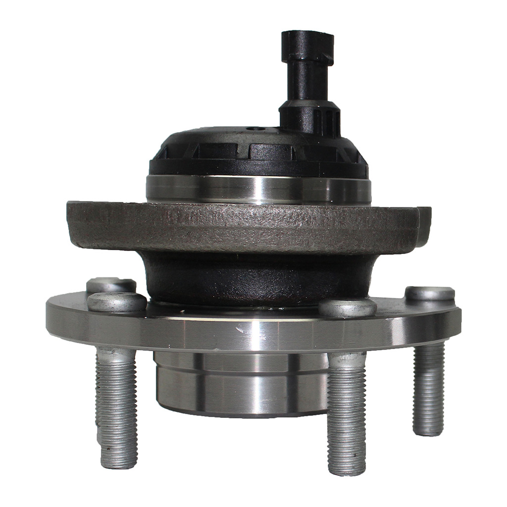 Front Wheel Hub and Bearing Assembly - Driver Side