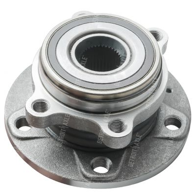 Front or Rear Wheel Bearing and Hub - Check Fitment - Driver or Passenger Side