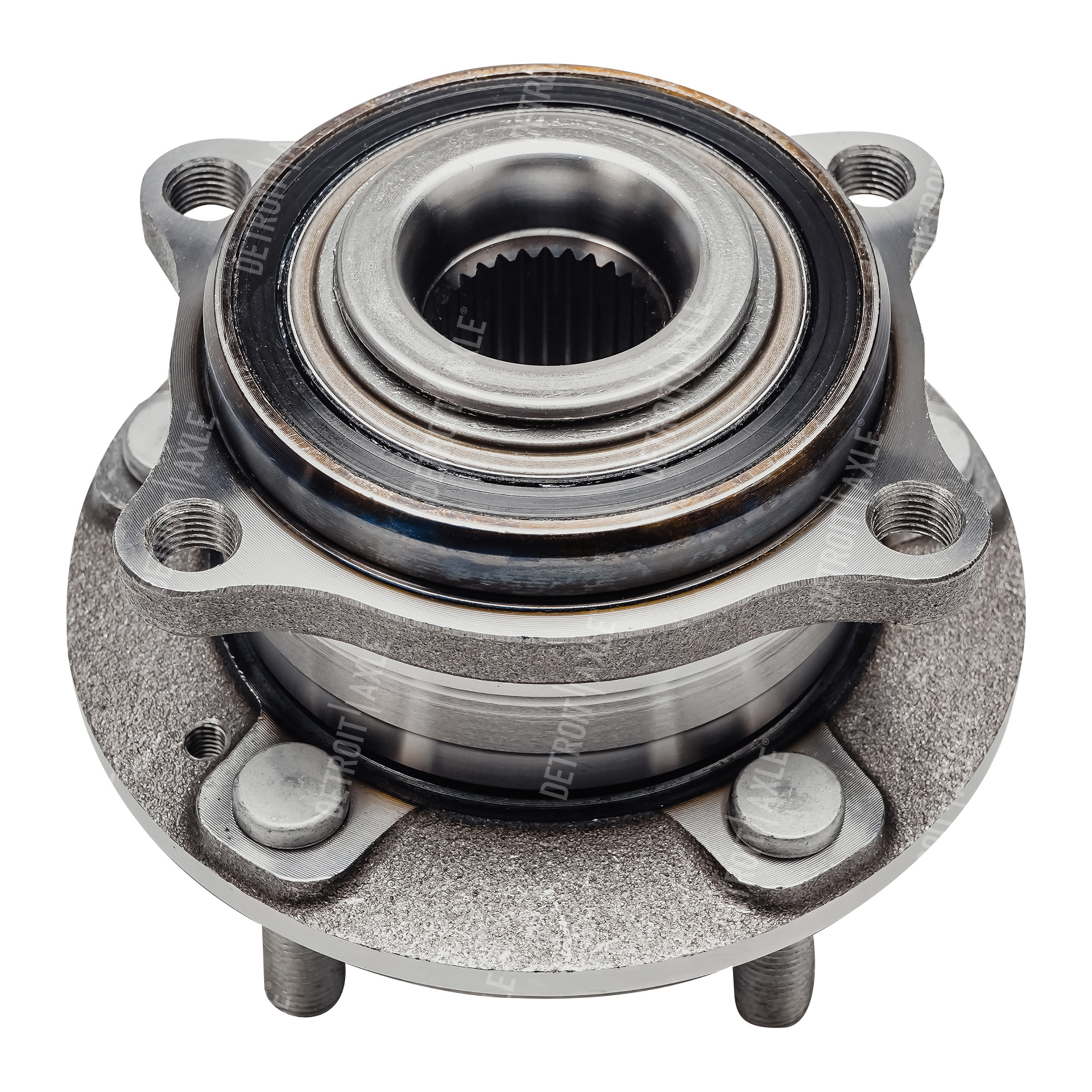 Rear Wheel Hub and Bearing Assembly - Driver or Passenger Side AWD only