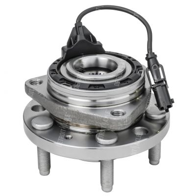 Front or Rear Wheel Hub and Bearing Pontiac, Saturn  4-Wheel ABS