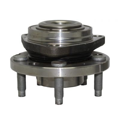 Front or Rear Wheel Bearing and Hub - Non-ABS - Driver or Passenger Side
