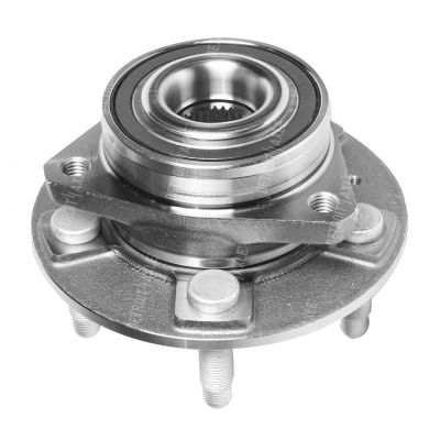 Rear Wheel Hub and Bearing - Check Fitment - Driver or Passenger Side