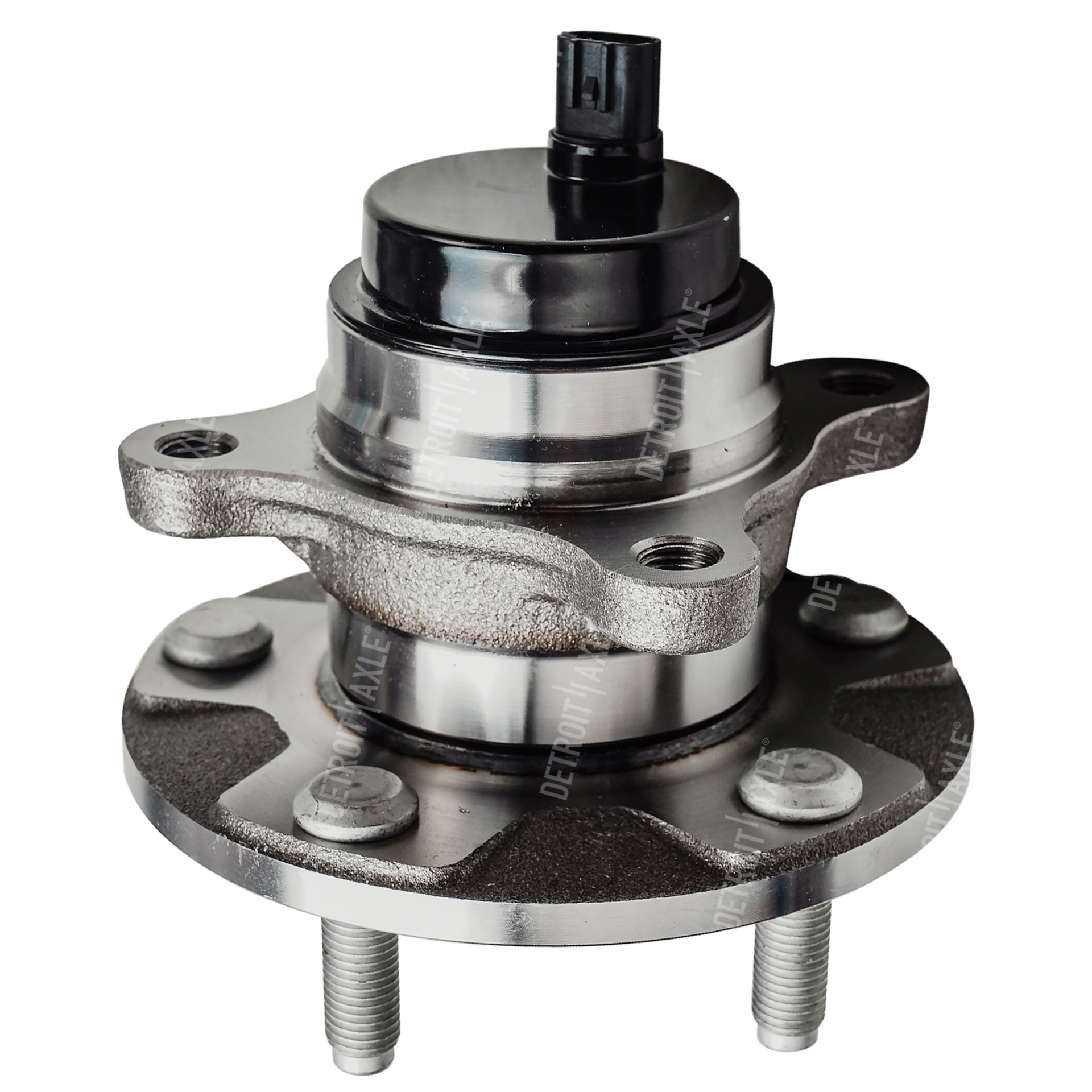 Front Wheel Hub and Bearing Assembly - Driver Side fits RWD Only