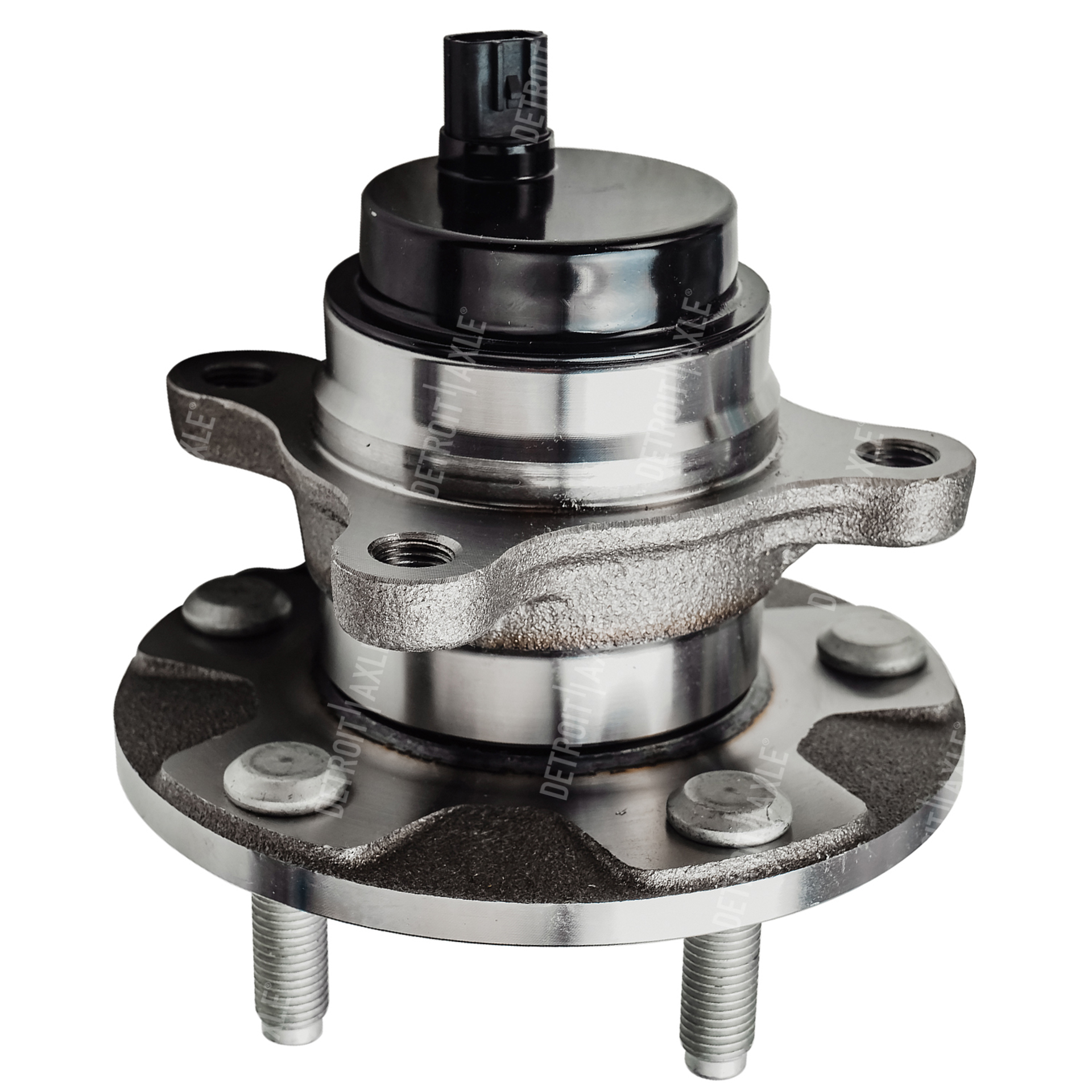 Front Right Wheel Hub & Bearing Assembly - Fits RWD