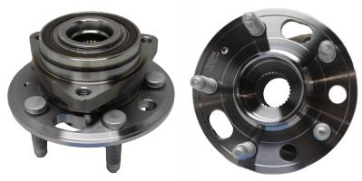REAR Wheel Bearing and Hub Assembly Set 5-Lug w/ABS