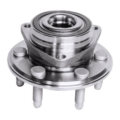 Front or Rear Wheel Bearing and Hub - Sport Utility, 4-Wheel ABS - Driver or Passenger Side