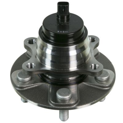 Front - Wheel Hub and Bearing Assembly - Driver Side - 2WD Only
