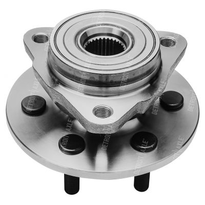 4WD Front Wheel Wheel Bearing NON-ABS Durango Dakota