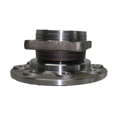 Front Wheel Bearing and Hub - 2-Wheel ABS, 4WD - Driver or Passenger Side