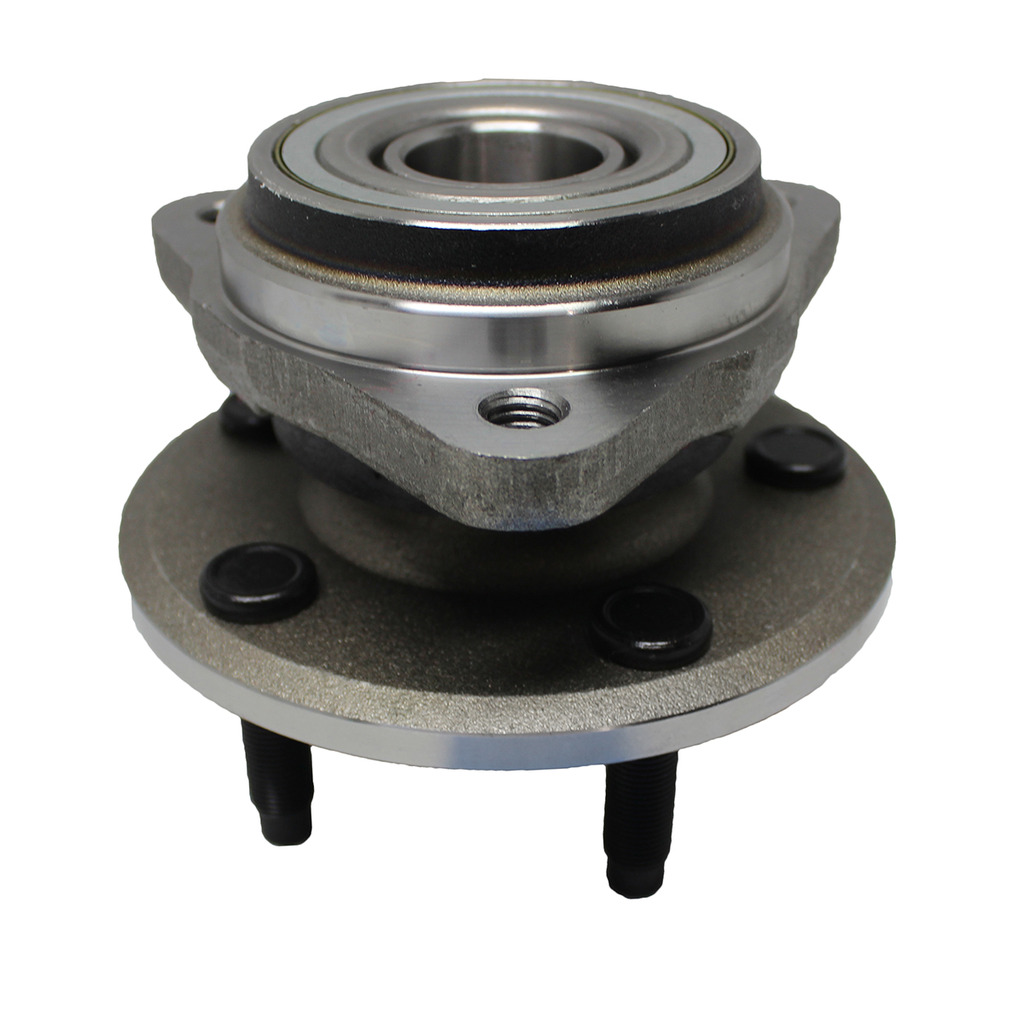 front wheel hub and bearing assembly driver or passenger side fits 4x4 only no abs detroit axle. Black Bedroom Furniture Sets. Home Design Ideas