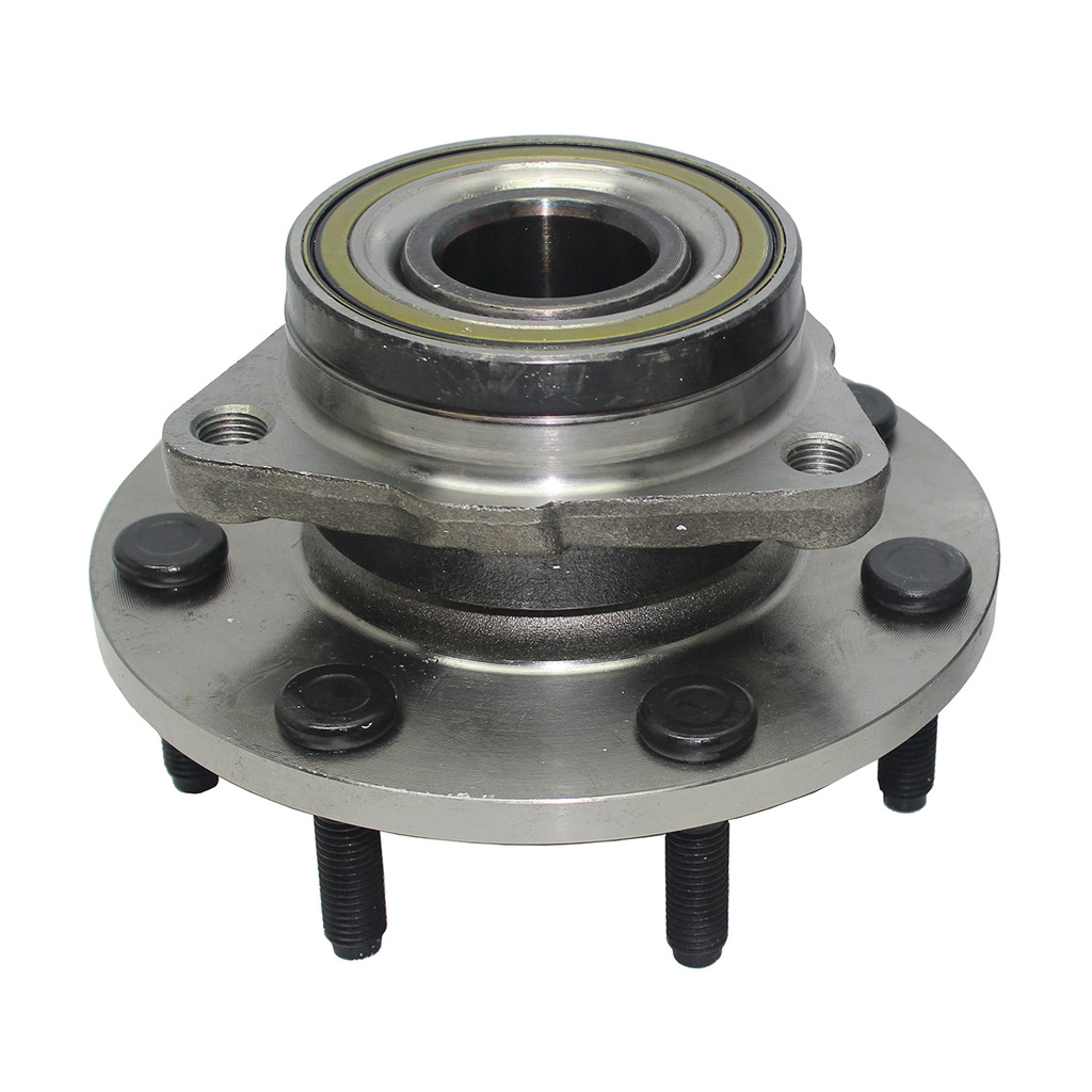 Front Wheel Hub and Bearing Assembly - Driver or Passenger Side fits 4x4 7 LUGS Only