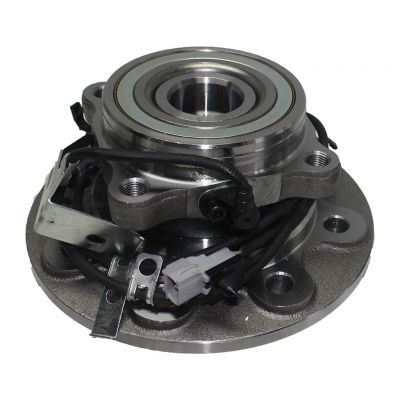 Front Wheel Hub Bearing- Dodge 2500 4WD 8 Bolt Single Rear Wheel ABS