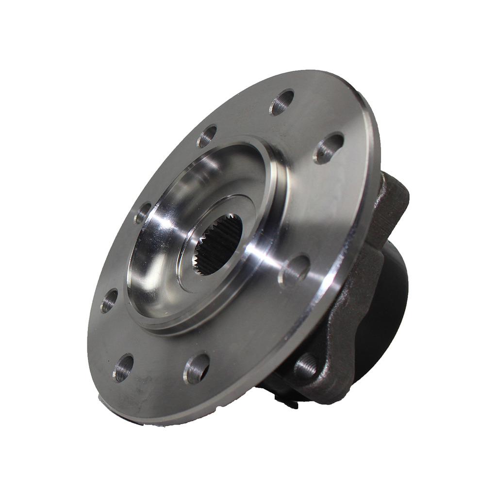 Front Driver or Passenger Side Wheel Hub and Bearing 1988 1989 1990 1991-1994 Chevy GMC K3500 DRW