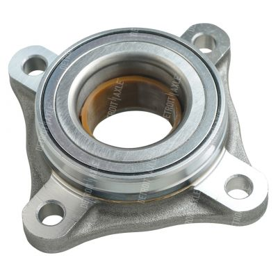 Front Wheel Bearing - 4-Wheel ABS - Driver or Passenger Side