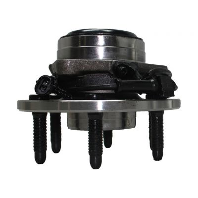 Front Wheel Hub and Bearing - 4-Wheel ABS, RWD - Driver or Passenger Side