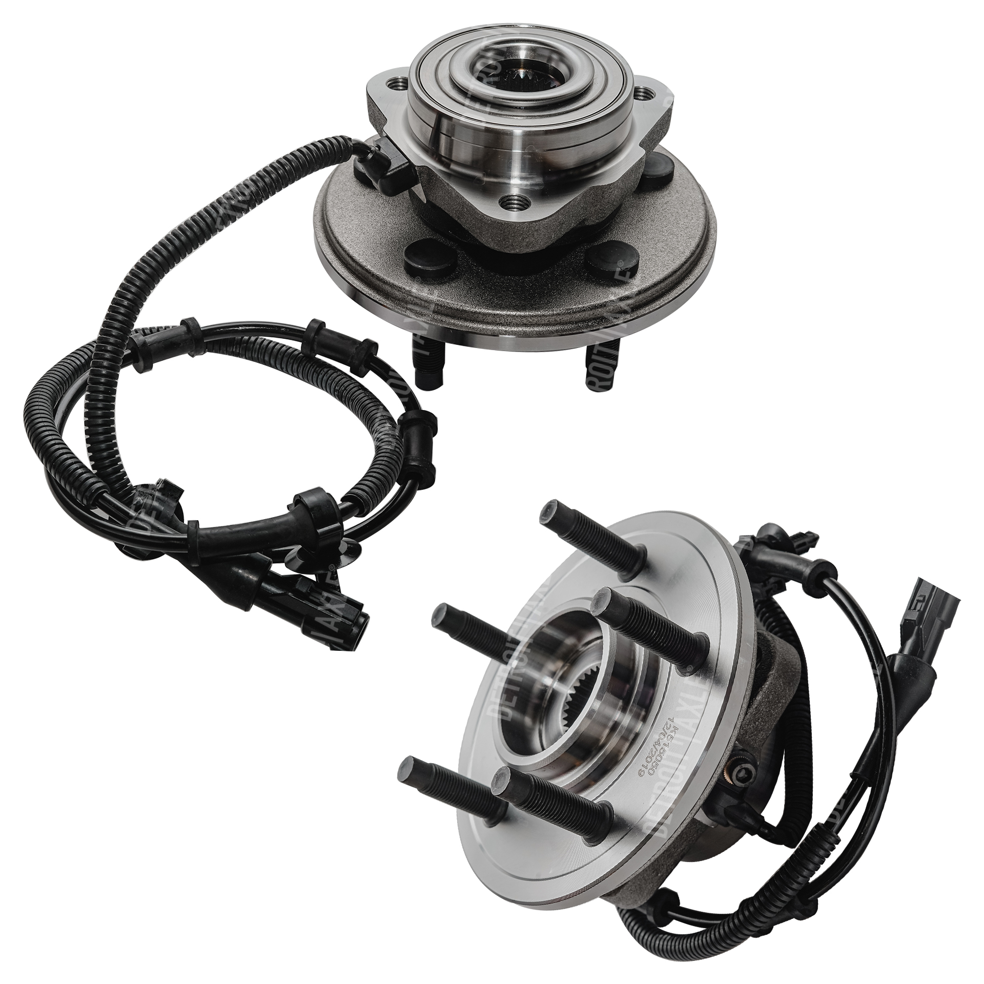 Front Wheel Bearing And Hub Set For 4 Door Explorer 2002 2005