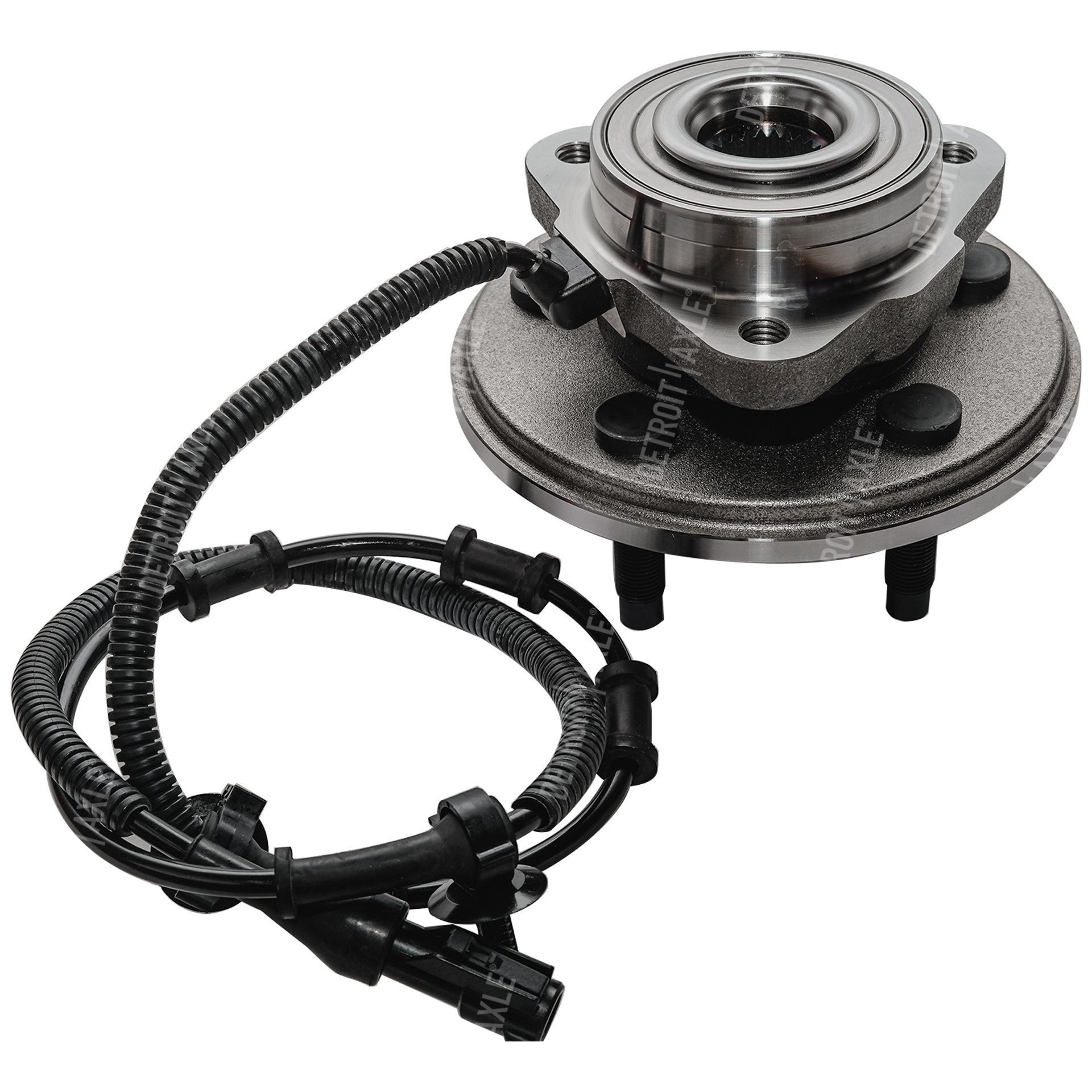 2002 2005 ford explorer front wheel hub and bearing assembly. Black Bedroom Furniture Sets. Home Design Ideas