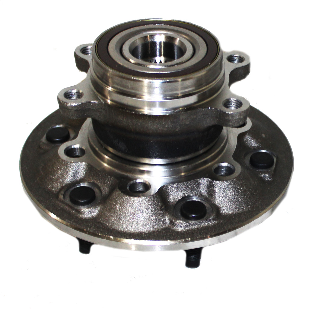 Front Wheel Bearing and Hub - 4x4 w/ABS - Left or Right