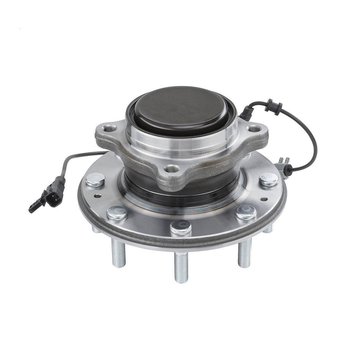 Front Wheel Bearing & Hub Assembly - 2WD and Dual Rear Wheels Only - Driver or Passenger Side