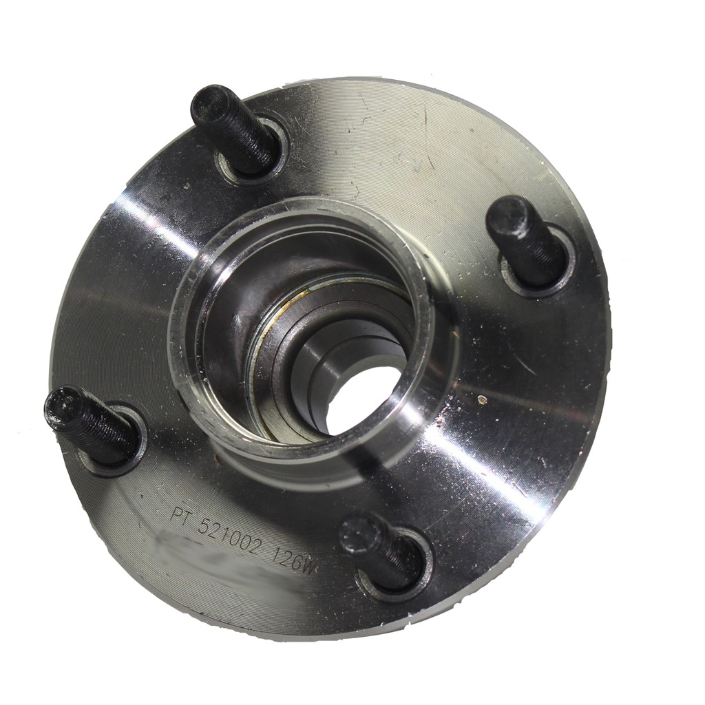 Rear Wheel Hub and Bearing Assembly - Driver or Passenger Side fits Disc Brakes Only