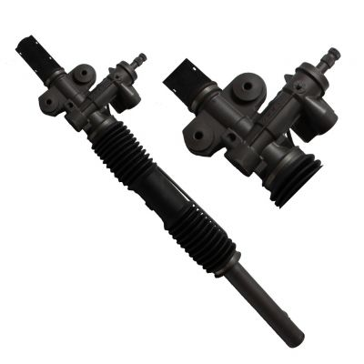 1961-1971 Jaguar Power Steering Rack Pinion Replacement