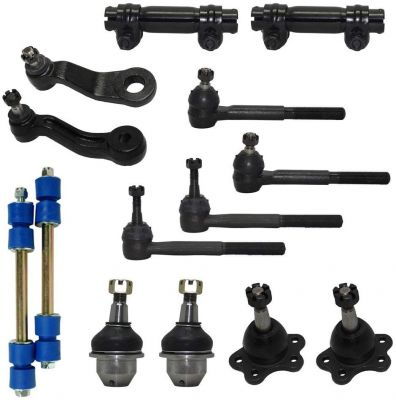 14pc Front Suspension Kit | 95 - 00 Chevy GMC 4x4 Models ONLY