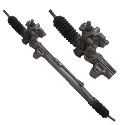 1992-1996 Mazda Power Steering Rack Pinion Replacement