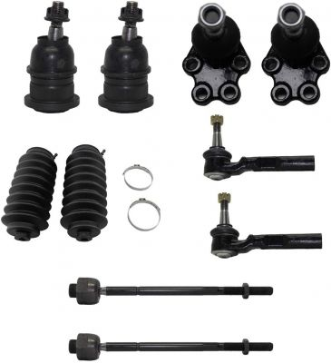 10PC Suspension Kit: for 1999-06 Chevy Silverado, [07 Classic Models ], GMC Sierra 1500 - 2WD Coil Spring