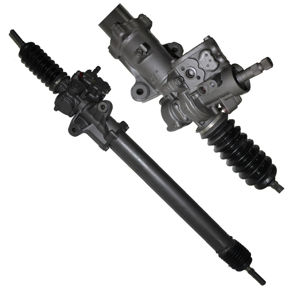 1988-1991 BMW Power Steering Rack Pinion Replacement