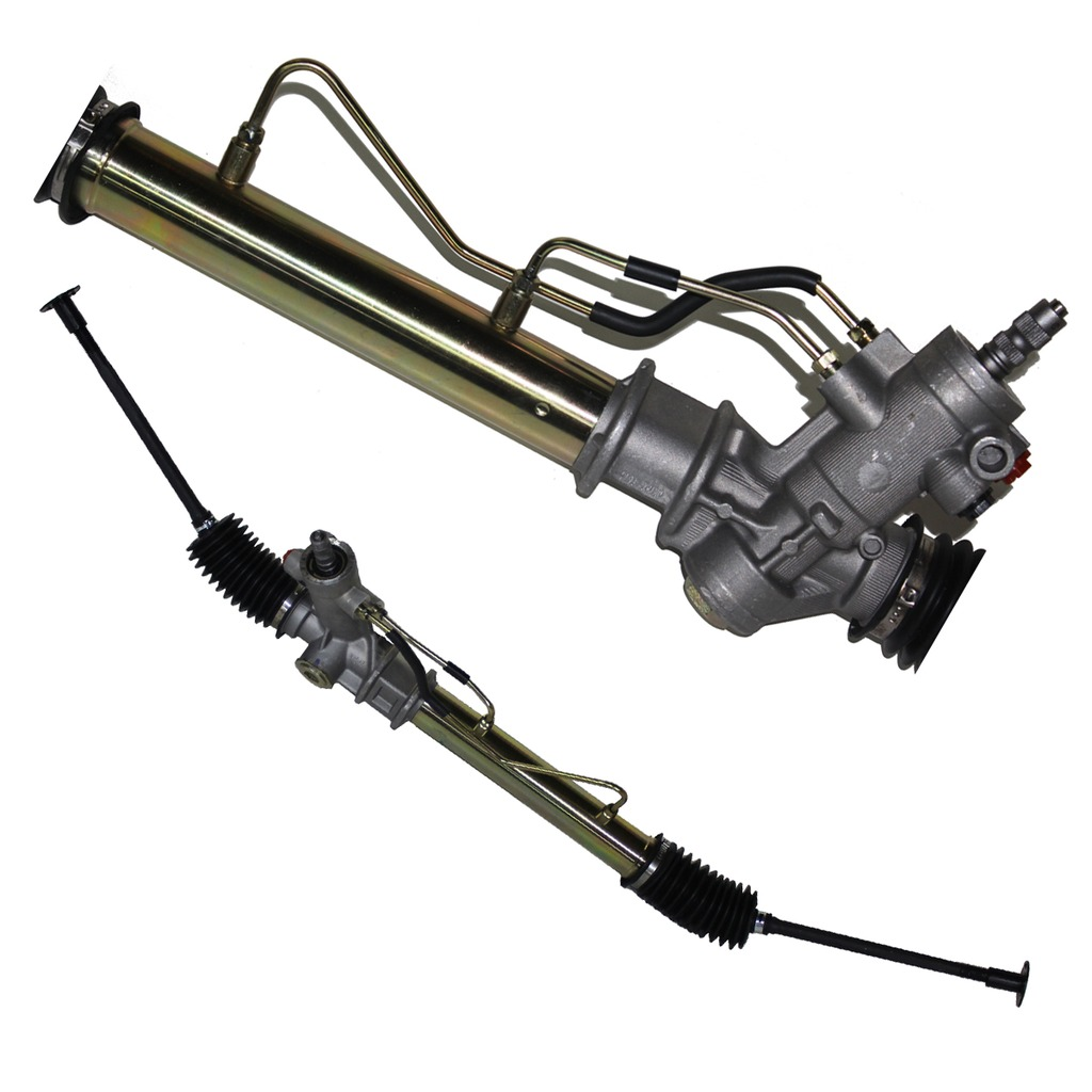 1982-1985 Honda Manual Steering Rack Pinion Replacement