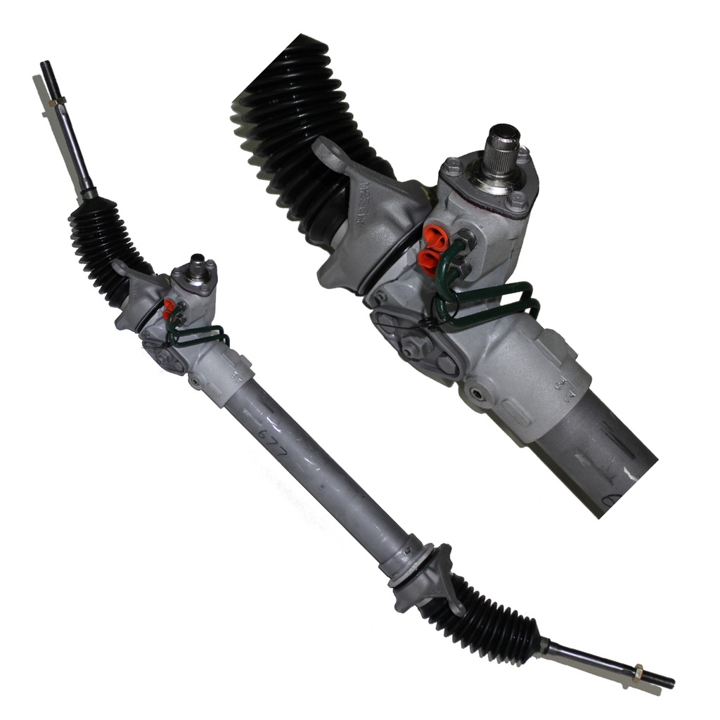 Prelude Manual Steering Rack Pinion Replacement