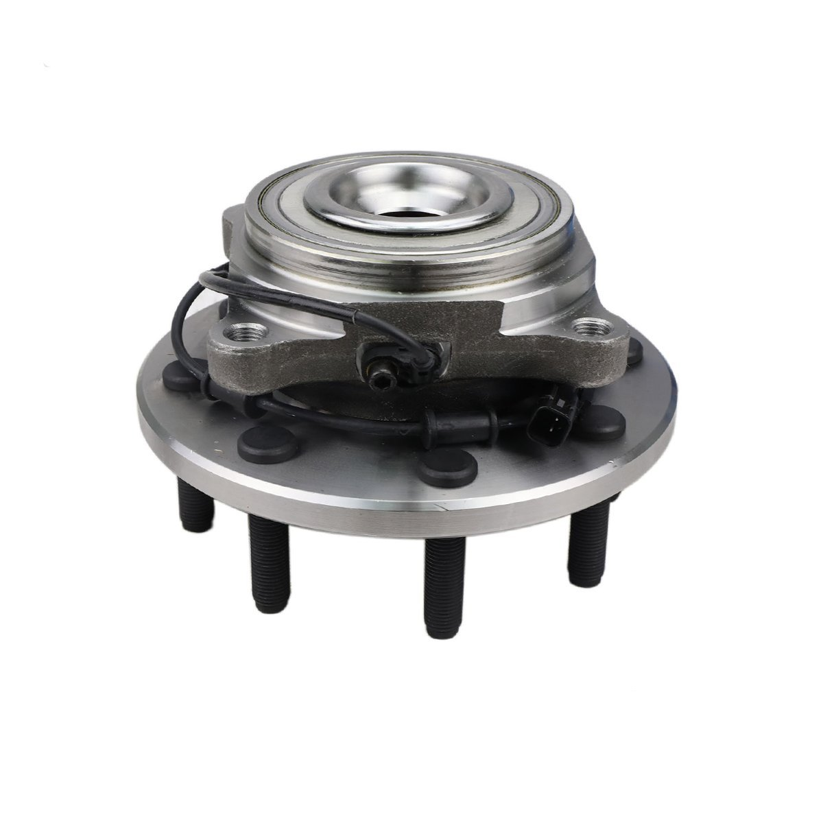 Front Wheel Bearing and Hub Assembly for 2012-2014 Ram 2500 and 3500 - 2WD ONLY