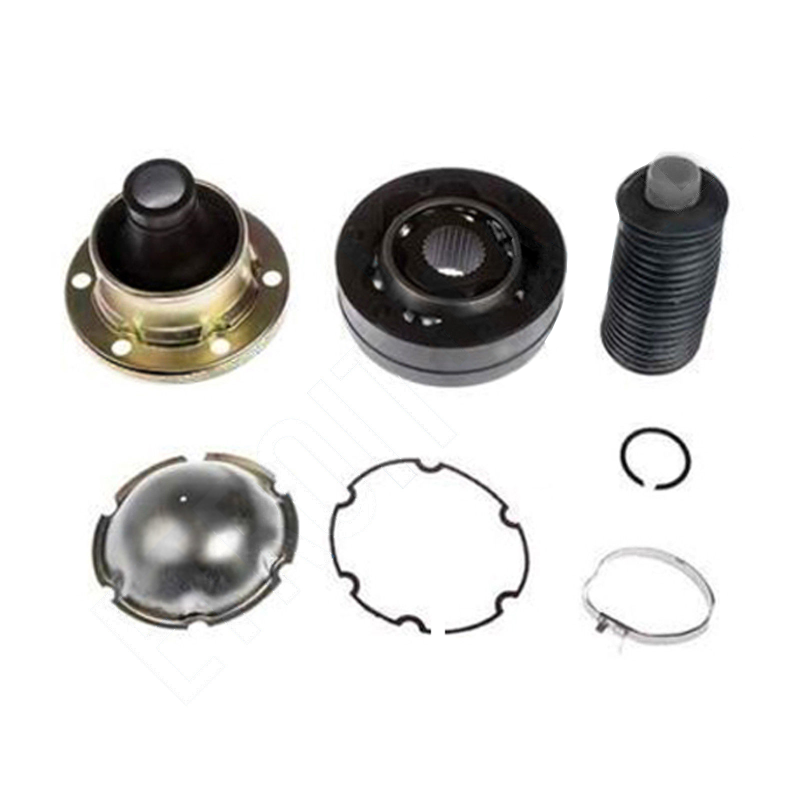 Complete Front CV Drive Shaft Repair Kit