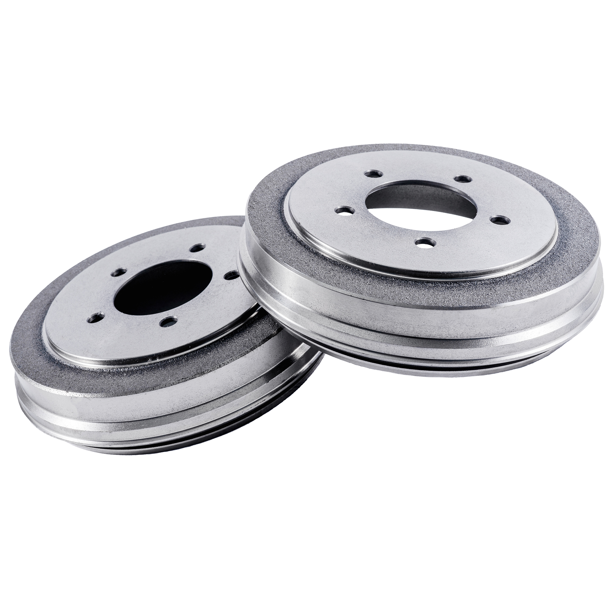 Pair (2) Rear Brake Drums 9