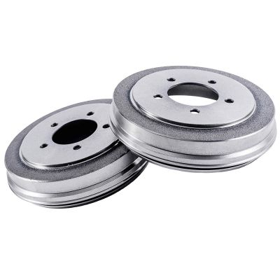 """Pair (2) 7.85"""" (199mm) Rear Drum  - Check Fitment Chart"""