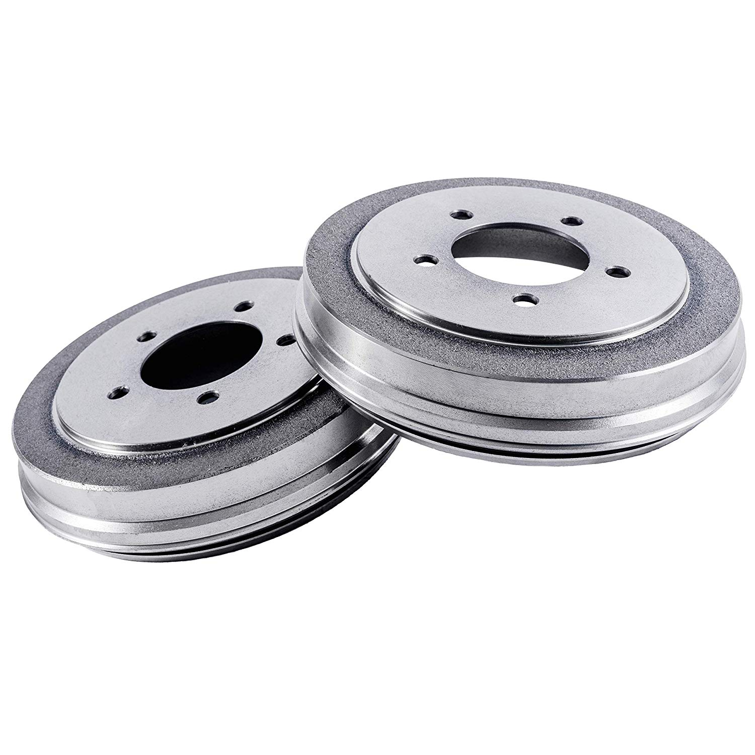 Pair (2) Rear Brake Drums For 2005-06 Chevy Equinox - 2001-05 Pontiac Aztek - 2006 Pontiac Torrent  - 2002-07 Saturn Vue