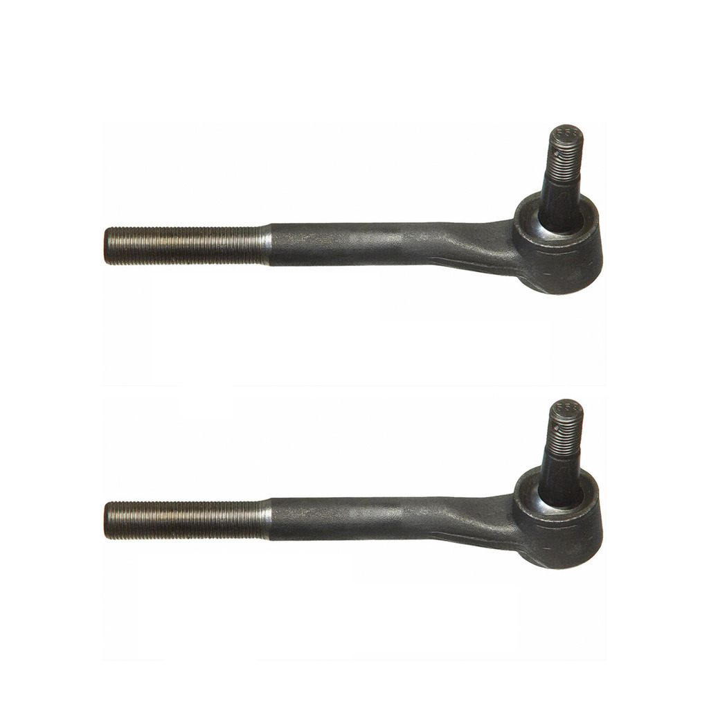 Front Driver and Passenger Inner Tie Rod Ends - Fits RWD Only
