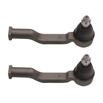 Front Driver and Passenger Inner Tie Rod Ends