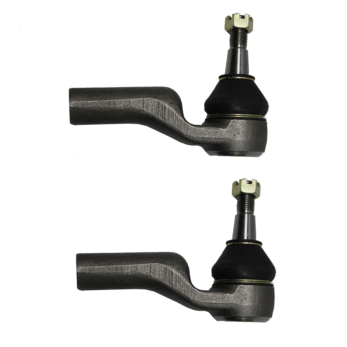 Front Driver and Passenger Outer Tie Rod Ends