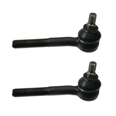 Front Driver and Passenger Side Outer Tie Rod Ends - Fits 4x4 Only