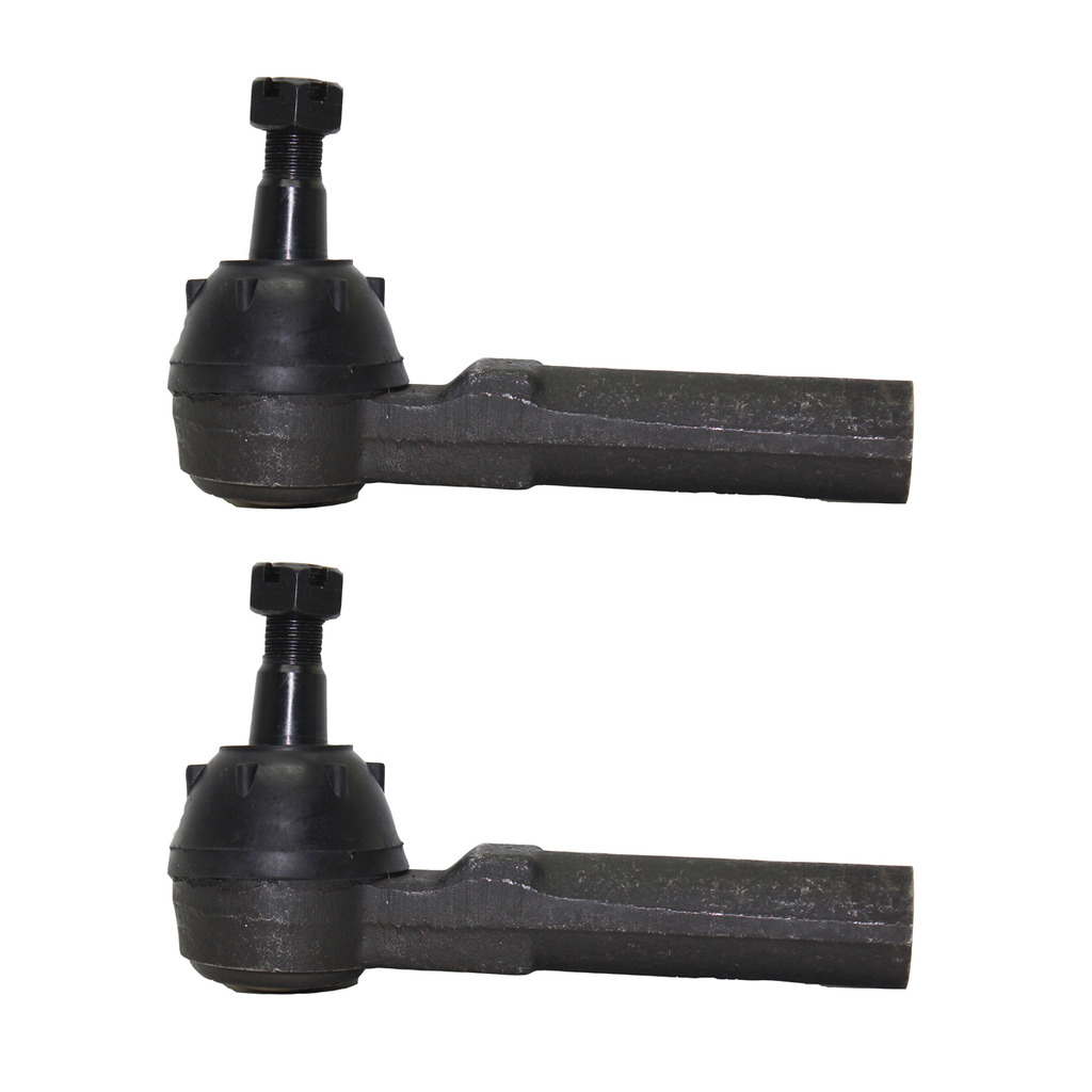 Front Outer Tie Rod Ends Driver and Passenger Side fits 4x4 Only