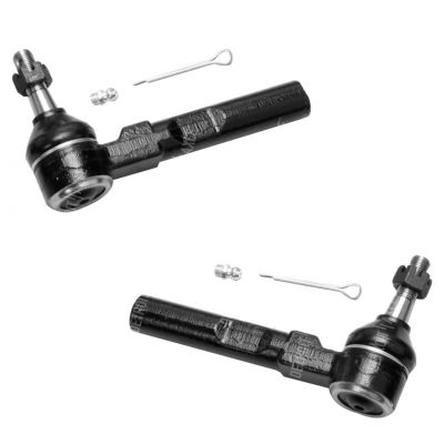 Front Driver and Passenger Side Outer Tie Rod Ends (RWD ONLY)