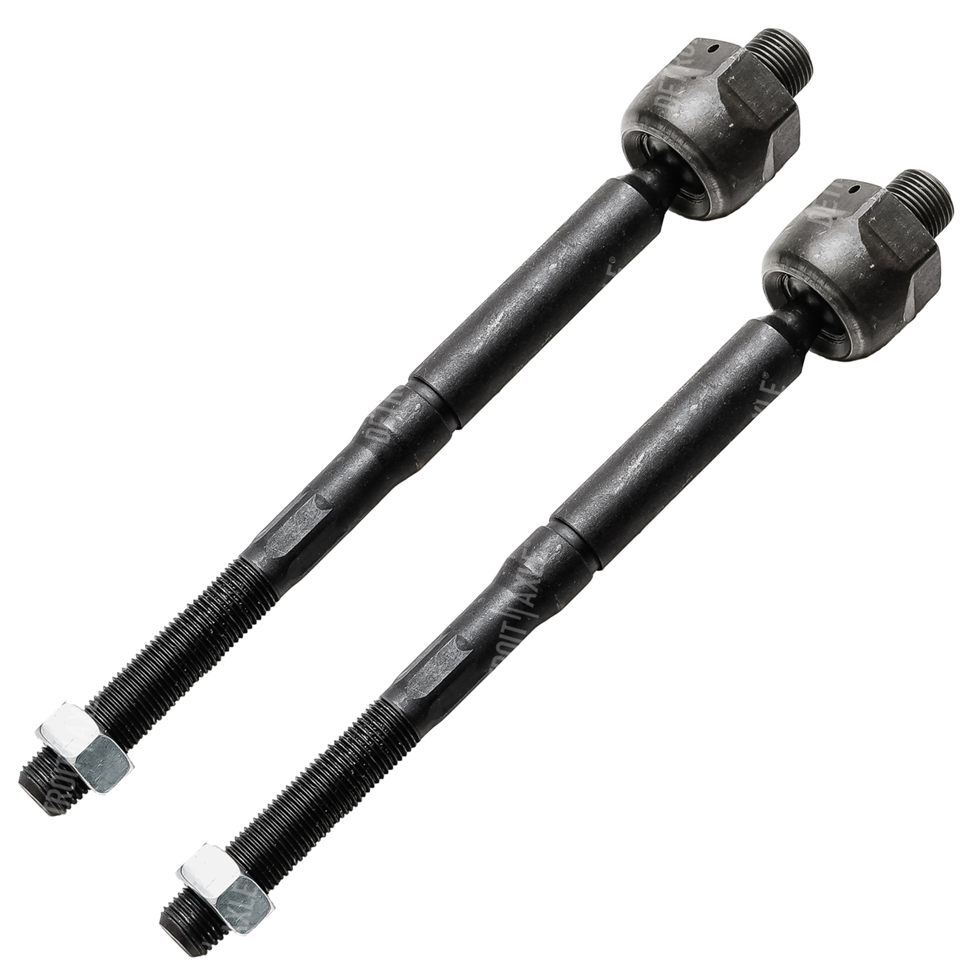 Pair Inner Tie Rod End Links fit - AWD Only
