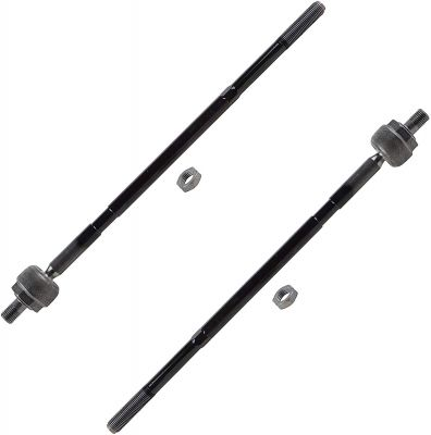 Inner Tie Rod Ends Driver and Passenger Side for 1999-2002 Volkswagen Cabrio